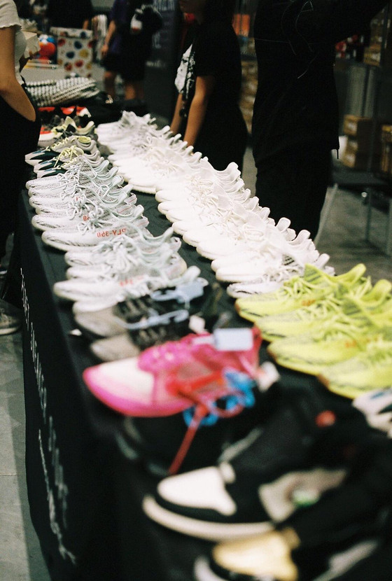 Hype of Sneaker Bash Melbourne