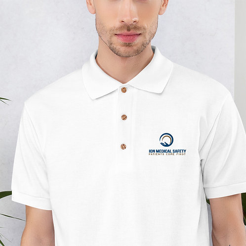 IMS-Embroidered Polo Shirt