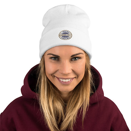 FC-Embroidered Beanie