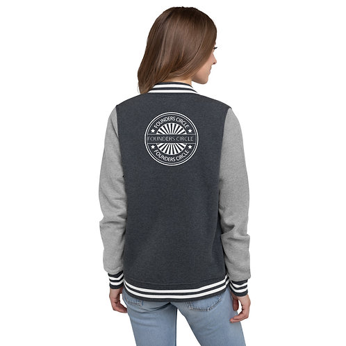 FC-Women's Letterman Jacket