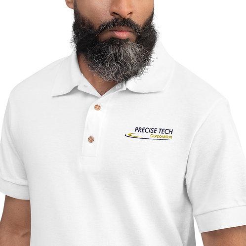 PTC-Embroidered Polo Shirt