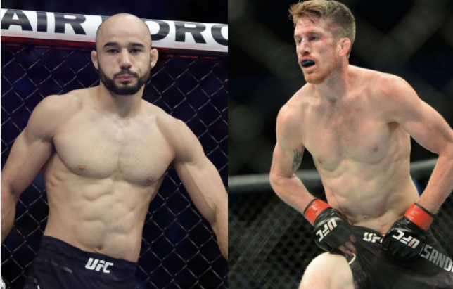 UFC Fight Night: Main And Co-Main Event Odds, Preview, and Predictions!
