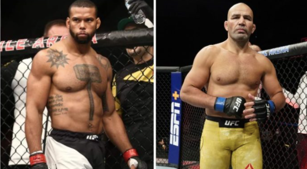 UFC Fight Night: Main Event- Thiago Santos vs Glover Teixeira Odds, Preview, and Predictions