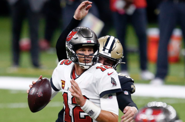 NFL Sunday Night Football: Tampa Bay Buccaneers vs. New Orleans Saints Preview, Odds, and Prediction