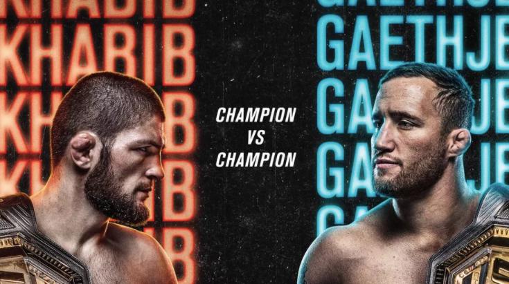 UFC 254 Main Event: Khabib Nurmagomedov vs. Justin Gaethje Preview, Odds, and Prediction
