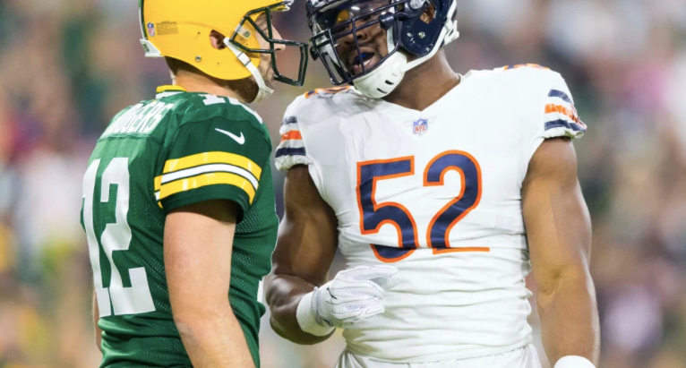 NFL Sunday Night Football: Green Bay Packers vs. Chicago Bears Preview, Odds, and Prediction