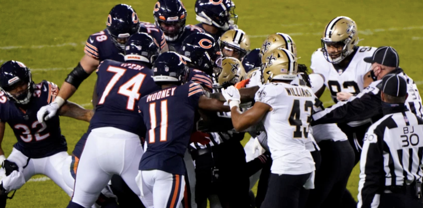 NFL Wildcard Weekend: New Orleans Saints vs. Chicago Bears Preview, Odds, and Predictions!