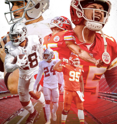 NFL Sunday Night Football: Las Vegas Raiders vs. Kansas City Chiefs Preview, Odds, and Prediction