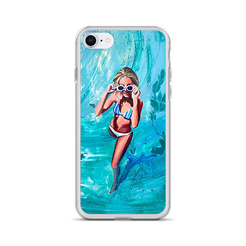 """Angela Lubinecky """"You Gonna Join Me or What"""" (Iphone Case)"""