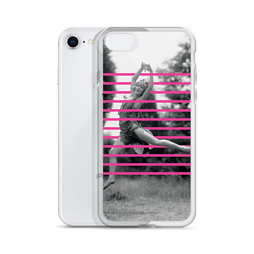 Leaping Forward (iPhone Case) by Betsy Martin
