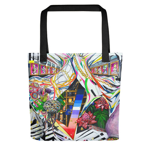 "Kahori Kamiya ""Hypno Cell"" (Tote bag)"
