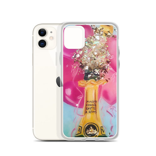 Poppin Champs (iPhone Case) by Coco Martin