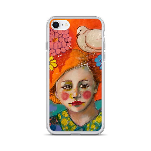 "Lola Burgos ""I Will Care for You"" (iPhone Case)"