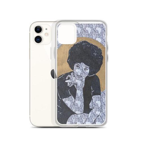 Angela (iPhone Case) by Kay Douglas