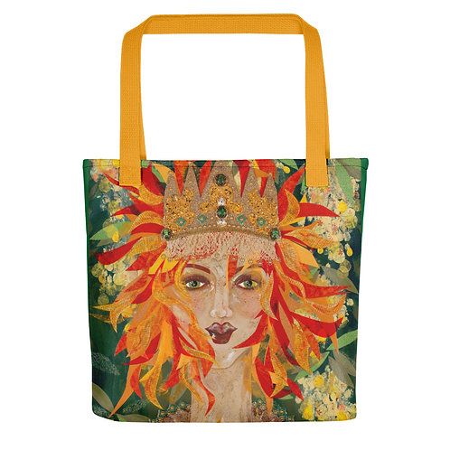 "Susan Epperly ""Goddess Eire"" (Tote bag)"