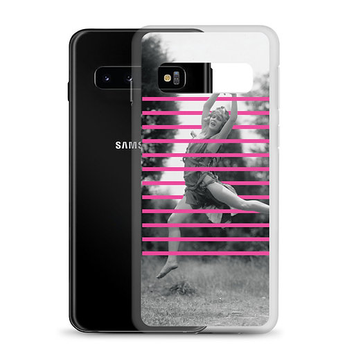 "Betsy Martin ""Leaping Forward"" (Samsung Case)"
