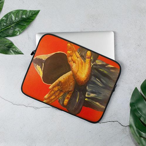 """Ghia Haddad """"Cancel Culture"""" (Laptop Sleeve)"""