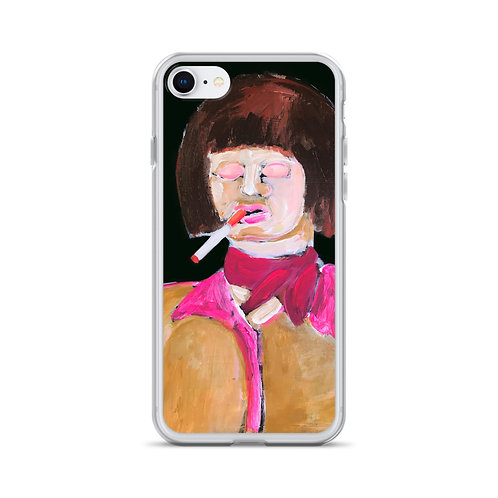 "Tracy Brown ""Too Cool Annie"" (iPhone Case)"