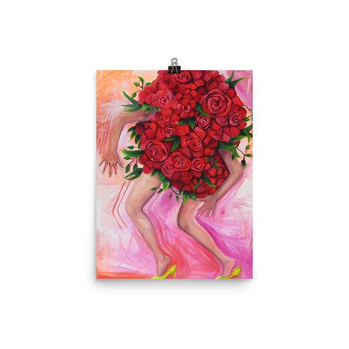 "Anna Douglas Smith ""Heavy Bloom"""