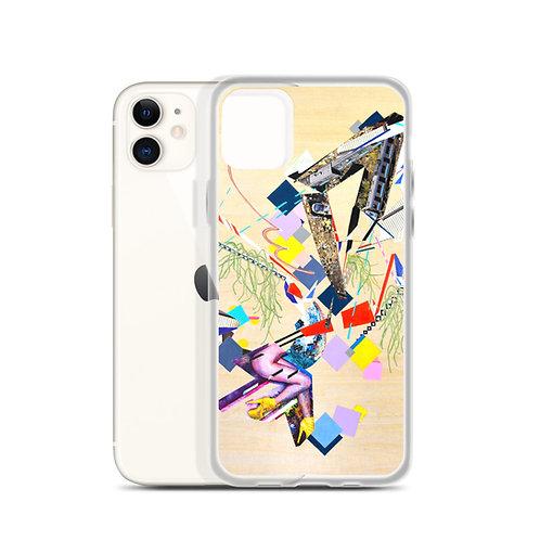 Sublimation (iPhone Case) by Kahori Kamiya