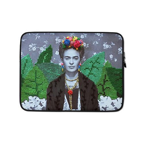 """Elise Benetreau """"Frida"""" (Laptop Case)"""