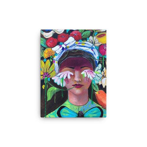"""Lola Burgos """"Cuento de Hadas"""" (Canvas Giclee)"""