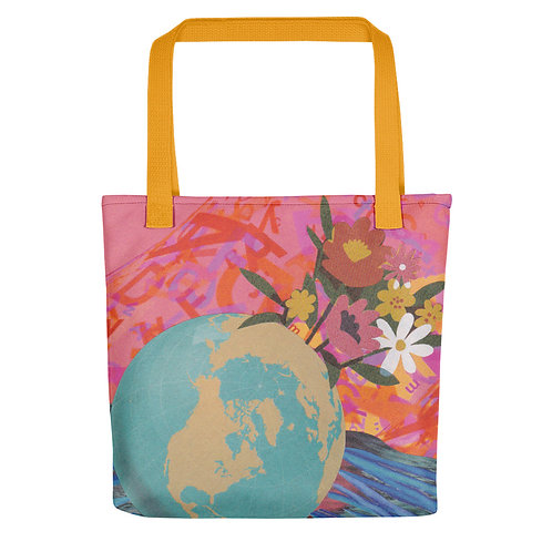 "Rachel Newell ""Potential Growth"" (Tote bag)"