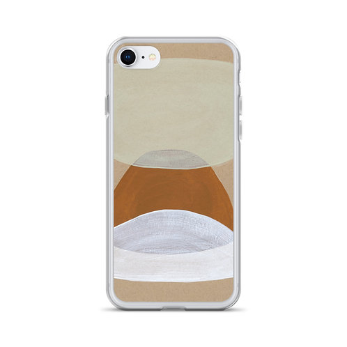 "Angela Seear ""Snowscape"" (iPhone Case)"