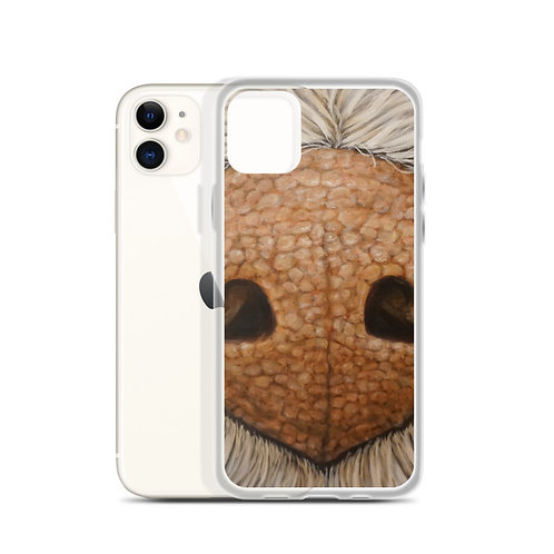 Mimi (iPhone Case) by Riley Fitzgerald