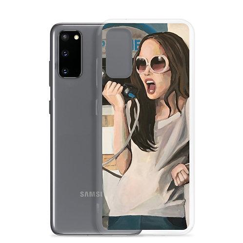 "Sabrina Cabada ""Payphone"" (Samsung Case)"