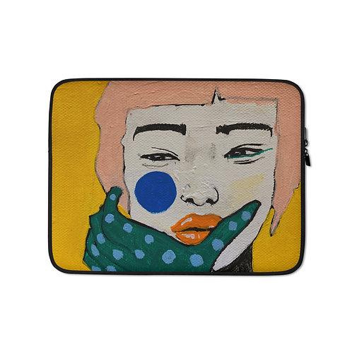 The Taste (Laptop Case) by Ana Sneeringer