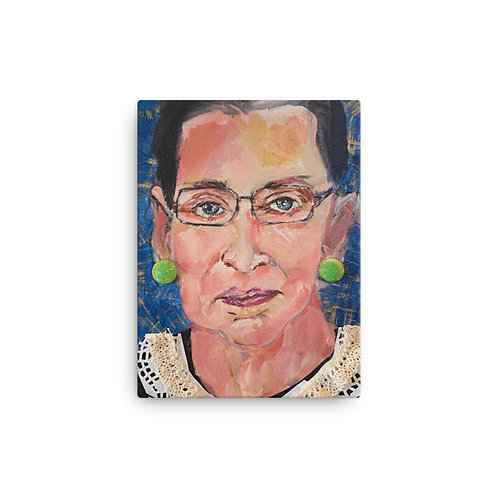 RBG #1 (Canvas Giclee) by Angie Meche Kilcullen