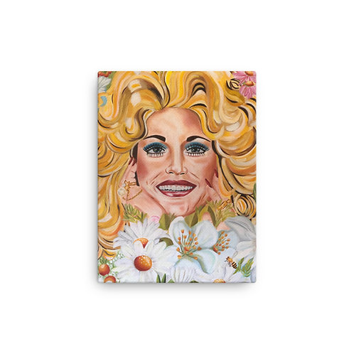"Coco Martin ""Dolly and Daises"" (Canvas Giclee)"
