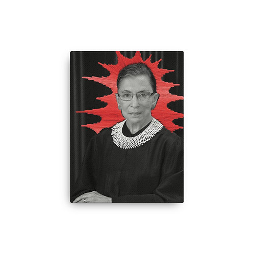 RBG (Canvas Giclee) by Elise Benetreau