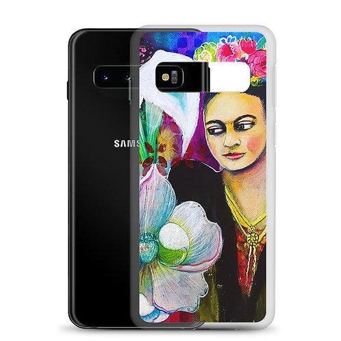 Frida (Samsung Case) by Lola Burgos