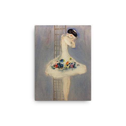 "Carmen Marin ""Sleeping Ballerina"" (Canvas Giclee)"