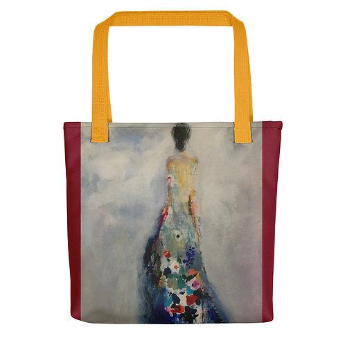 "Carmen Marin ""On Her Way"" (Tote bag)"