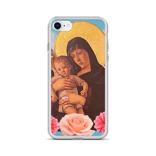"Sarah Renzi Sanders ""Moth Madonna"" (iphone Case)"