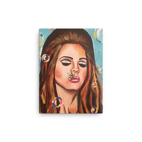Lana (Canvas Giclee) by Coco Martin