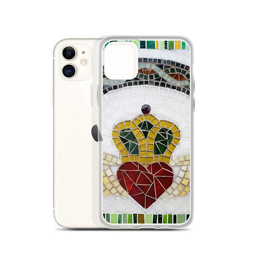 """Katie McMurry """"Claddaugh"""" (iPhone Case)"""