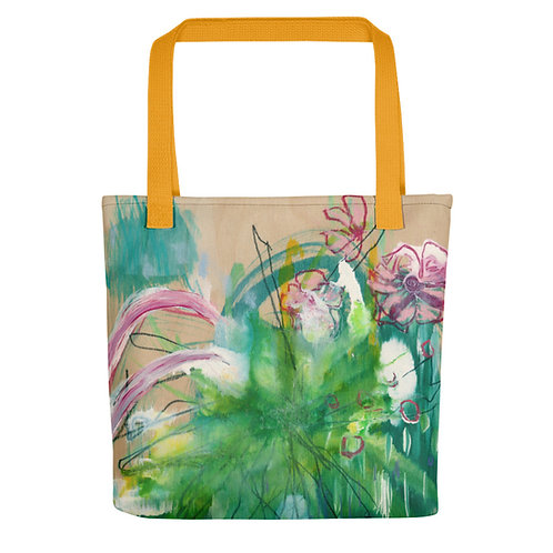"Susan Saracino ""Summer Faith"" (Tote bag)"