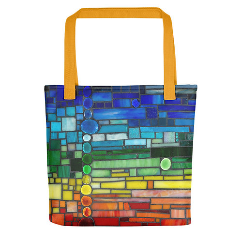 "Katie McMurry ""Dark Rainbow"" (Tote bag)"