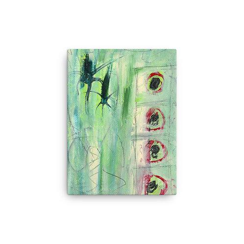 """Vicki Sullivan """"Fallen Tree"""" (Canvas Giclee)"""
