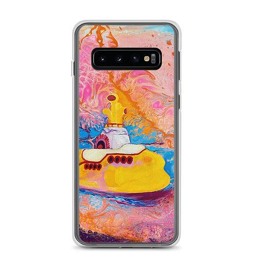 "Angela Lubinecky ""Yellow Submarine Dreams"" (Samsung Case)"