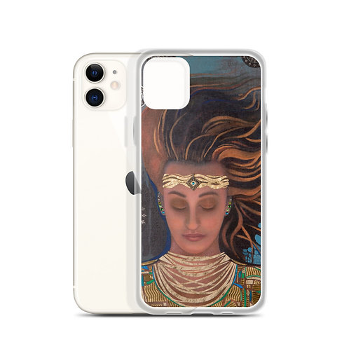 The Quiet Answer (iPhone Case) by Karla Gallagher