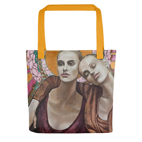 "Karla Gallagher  ""The Absence of Time"" (Tote bag)"