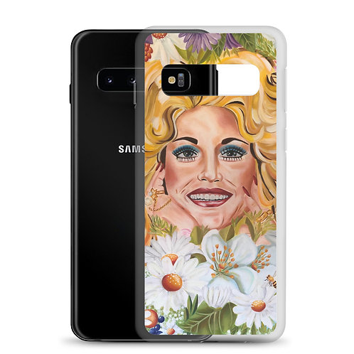 Dolly and Daises (Samsung Case) by Coco Martin