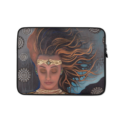 "Karla Gallagher ""The Quiet Answer"" (Laptop Case)"