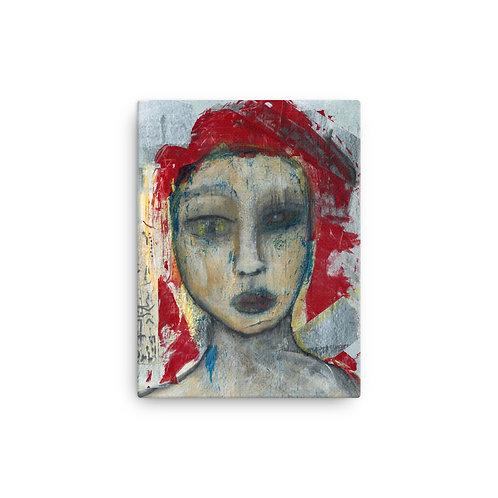 "Vicki Sullivan ""Invented Words"" (Canvas Giclee)"