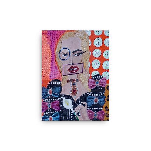 "Brittany Minnes ""Renaissance"" (Canvas Giclee)"